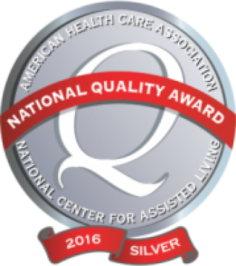 Park Ridge Care Center receives QAPI Accreditation